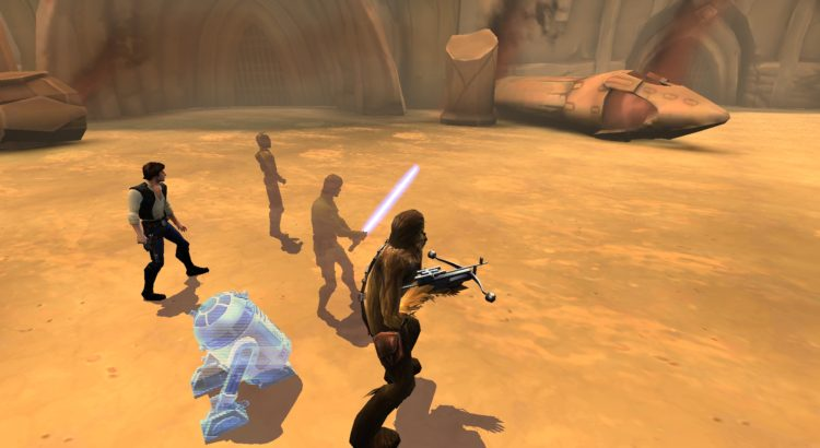 Star Wars Galaxy of Heroes anti cheating
