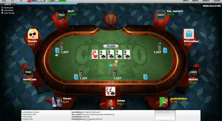 How Learning from High Stakes Blackjack Players can Help Your MMORPG Skills