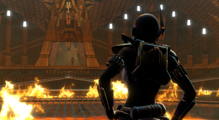 SWTOR 6.0 changes for Inquisitor and Warriors to possibly hit PTS next week.