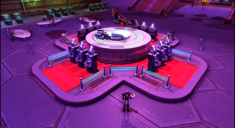 SWTOR In-Game Events for July