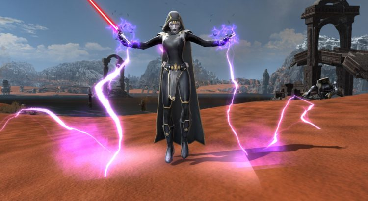 In-Game Events for August - SWTOR