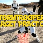 Star Wars Fan Film: Stormtrooper Target Practice