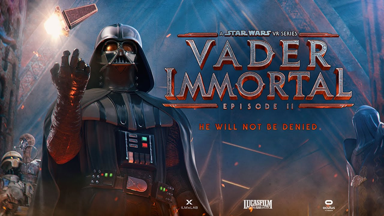Vader Immortal: Episode III Due to Release This Month